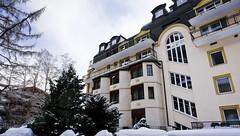 A day in a ski resort (A. Wee) Tags: switzerland europe skiresort zermatt