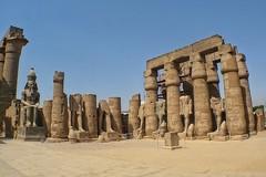 Luxor Temple (amhjp) Tags: heritage history temple nikon egypt historic unescoworldheritagesite unesco worldheritagesite nile egyptian historical luxor hieroglyphics worldheritage historicbuildings luxortemple nilecruise unsesco heritagesite nikondslr amhjpphotography amhjp egyptluxor2012