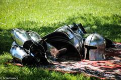 IMG_7316 (scramasacs) Tags: armour gradisca historicalreenactment istorica