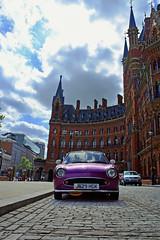St Pancras Hotel (DncnH) Tags: london architecture hotel gothic victorian stpancras