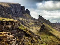 The Quiraing. Isle of Skye (thaisa1980) Tags: skye scotland may escocia mayo geology isle isla escarpment landslip quiraing 2016 geologa escarpe deslizamientos