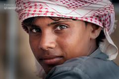 Young bedouin, Jeune bdouin (Patricia Ondina) Tags: portrait young middleeast cap turban tradition oman bedouin traditionalclothing coiffe bdouin massar kumma kummah mizzar