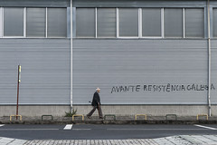 Ourense (Sarmisot) Tags: life city morning portrait people spain time streetphotography galicia peregrino ourense