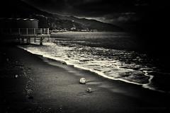 (Ivana Murace) Tags: sea blackandwhite bw mare ngc bn