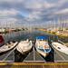 Amager has a maritime theme - Kastrup harbor