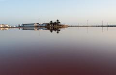 2016_06_24 Salinas de san pedro (3) (paz_pascual) Tags: salinas salinera parajenatural murcia sanpedrodelpinatar costacalida marmenor mar lodoterapia marmediterrneo anochecer atardecer