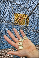 Help for a prison inmate (JobsForFelonsHub) Tags: wall wire cell prison help jail barb barbed