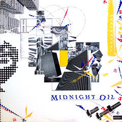 10-9-8-7-6-5-4-3-2-1 (epiclectic) Tags: music art collage vintage pyramid oz album vinyl retro collection jacket cover lp record 1983 aussie sleeve midnightoil epiclectic