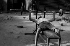 DSC_1463 (azimzainudin.com) Tags: new india art training evening martial wrestling delhi traditional wrestler kushti pehlwan pehlawan