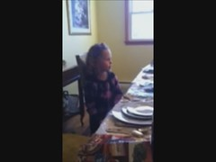 Day 98 - 4/7/12: Courtney Singing - Plagues (IslesPunkFan) Tags: singing song daily niece dairy passover sedar