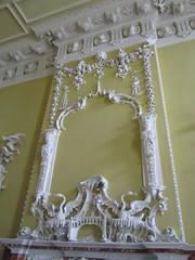 UK - Buckinghamshire - Middle Claydon - Wall decoration at Claydon (JulesFoto) Tags: uk england buckinghamshire nationaltrust claydon