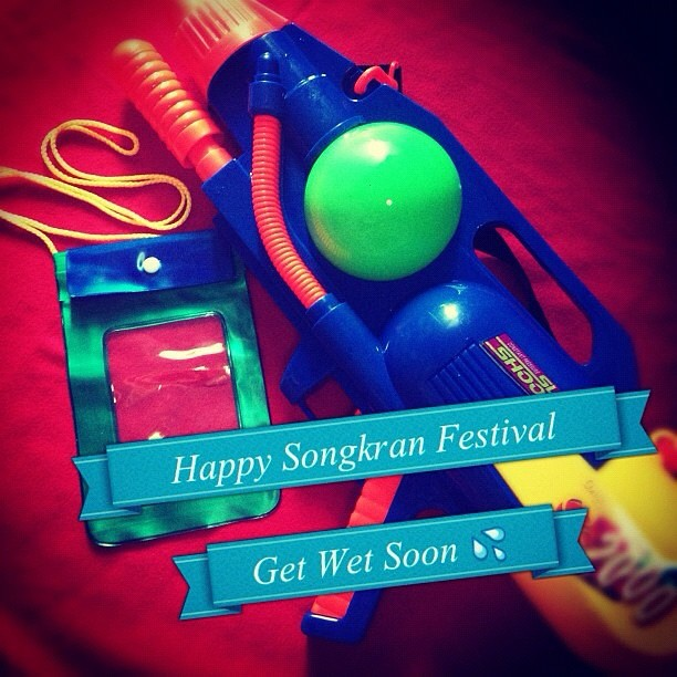 HAPPY SONGKRAN all my friends...