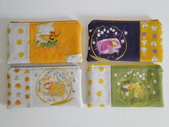Heather Ross pouches
