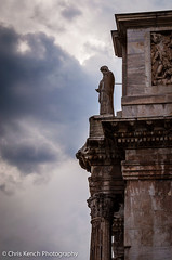 The Arch of Constantine (www.chriskench.photography) Tags: italy rome roma nikon italia roman nikkor d90 thearchofconstantine kenchie
