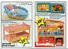Grand Passage 1976 10 11 Lundby dolls house Europa furniture (Rebecca's Collections) Tags: vintage toys switzerland europa suisse 70s 1970s catalogue 1976 dollhouse jouets dollshouse lundby vintagedollshouse vintagedollshousefurniture