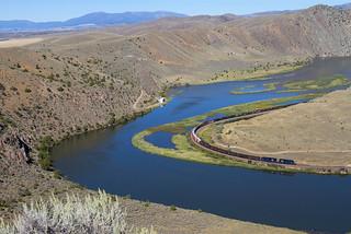 Montana Rail Link ML