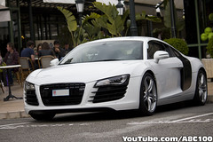 Audi R8 (A8C100) Tags: monaco audi 2012 r8