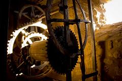 Reloj de la Torre del homenaje,  Alcazaba de Antequera