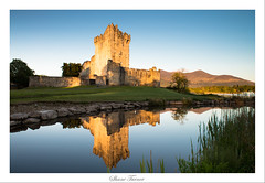 Ross Castle | Shane Turner Photography Tralee Co Kerry (Shane M Turner) Tags: morning ireland lake castle sunrise reflections photography ross shane kerry lee killarney co com turner patience