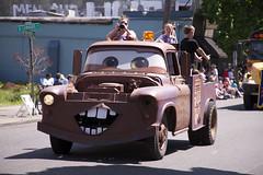 HICK TRUCK (Jesus H. Shatner) Tags: truck portland stjohns parade pixar bizarre 2012 hick