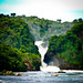 Murchison Falls from below