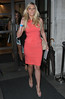Frankie Essex as Chloe Green previews her debut CJG shoe collection at Topshop Oxford Circus. London, England