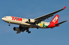 TAM Airlines (TAM Linhas Aereas) - Airbus A330-200 - PT-MVP - Selecao Brasileira (World Cup 2010) - John F. Kennedy International Airport (JFK) - February 19, 2012 2 514 RT CRP (TVL1970) Tags: nikon nikond90 d90 nikongp1 gp1 geotagged nikkor70300mmvr 70300mmvr aviation airplane aircraft airlines airliners johnfkennedyinternationalairport kennedyairport jfkairport jfkinternational jfk kjfk ptmvp tamtransportesaéreosmarília tamlinhasaéreas tamairlines tam seleçãobrasileira selecaobrasileira worldcup2010 speciallivery oeicz aercapholdings aercap tcjis turkishairlines thy türkhavayollarıanonimortaklığı türkhavayolları turkhavayollarıanonimortaklıgı turkhavayolları airbus airbusindustrie airbusa330 airbusa330200 a330200 a330223 a330 prattwhitney pw pw4000 pw4168 pw4168a