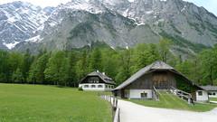 St. Bartholom hunting lodge, Bavaria, Germany (toadheaven (Todd Heiden)) Tags: park lake mountains alps germany munich mnchen bavaria berchtesgaden knigssee berchtesgadennationalpark