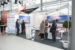 ITS Vienna 2012 stand