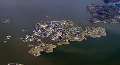 Islands (Arenamontanus) Tags: helsinki aerialphoto archipelago
