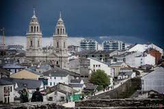 Lugo skyline (David A.R.) Tags: david canon de eos grupo kdd lugo oficial castillo visita vigo fotografo araujo fotografos peneda kdda pambre a 40d canoneos40d kdds davidar 41