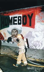 Homeboy Industries Fire
