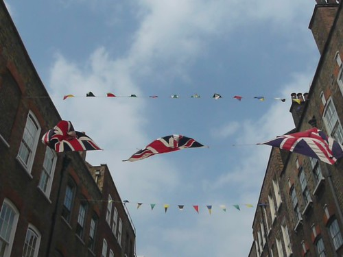 Diamond Jubilee Flag Waving Video