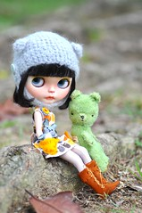 A green friend joined today...*Onni**