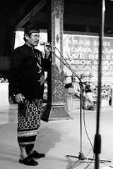 MC (made darma) Tags: blackandwhite bw festival analog dance traditional developed praya push800 ilfordhp5400 nikonfm2n filmkamera lombokindonesia micromf acifix nikkor5mmf14ais