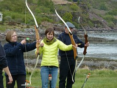 Archery trials (Feis Alligin) Tags: 2012