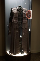 Klingon garb (silverefl6) Tags: light very ns no flash low halifax allowed coustume exhibt a