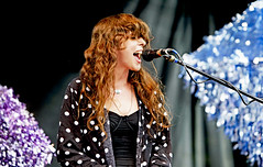 I really like the new Beach House album just in case you were sitting around and wondering about it. (kirstiecat) Tags: music festival concert band indie devotion bloom beachhouse pitchforkmusicfestival victorialegrand teendream
