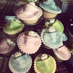 Infant Cupcakes