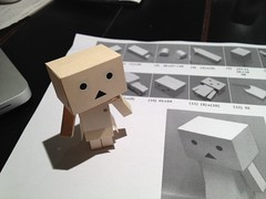 What I did this weekend (Felyne on Flickr) Tags: danbo danboy
