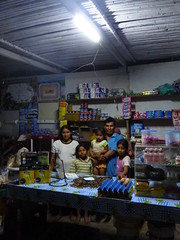 "PowerMundo Distributor Emerson illuminating his shop in Pucallpa with the 5W Bright system • <a style=""font-size:0.8em;"" href=""http://www.flickr.com/photos/69507798@N03/13540577423/"" target=""_blank"">View on Flickr</a>"