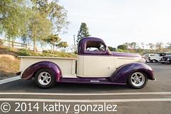 whittier_church2-5230 (tweaked.pixels) Tags: chevrolet truck whittier purpleandbeige pixelfixel tweakedpixels whittierareaclassiccarshow ©2014kathygonzalez whittiercommunitychurch