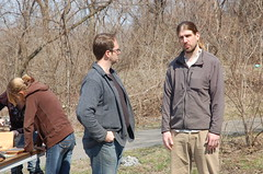 "Mike and Jared <a style=""margin-left:10px; font-size:0.8em;"" href=""http://www.flickr.com/photos/91915217@N00/13811051953/"" target=""_blank"">@flickr</a>"