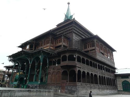 Khanqa Shah Hamdan Srinagar (6)