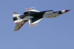 2016 Air power over Hampton Roads Langley Air Show Virginia Thunderbirds (watts_photos) Tags: show virginia us force power air over airshow f16 roads thunderbirds hampton usaf langley airpower 2016 f16c lafb