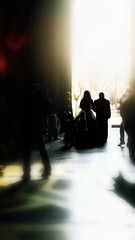 Sicilian wedding (Tiha Voda) Tags: wedding bride sicily lightanddark monreale