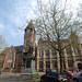 Burton upon Trent Town Hall - King Edwards Place, Burton upon Trent - Statue of Michael Arthur Bass