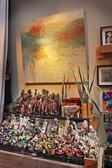 Wonderful World of Color (skipmoore) Tags: art painting studio artwork paint artist sausalito winteropenstudios