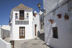 Vejer de la Frontera (antoniofmg) Tags: street door espaa house blanco window ventana casa calle spain puerta andalucia cadiz vejer vejerdelafrontera