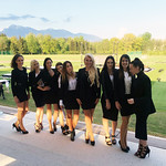 06.05.16 Uradna otvoritev Nacionalni Nogometni Center Brdo s hostesami Agencija 22 za Nogometna zveza Slovenije. ------- The Official opening of the Nacional Soccer Center Brdo with the hostesses of 22 Agency for the Football Association of Slovenia